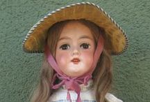 antique doll Armand Marseille poupées / take every pin you like, but please be reasonabable... :) / by Carole Grant