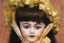 antique doll Simon & Halbig / take every pin you like,  but please be reasonabable... :) / by Carole Grant