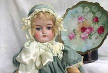 antique doll Kestner / take every pin you like, but please be reasonabable... :) / by Carole Grant