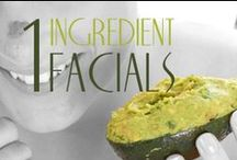 Homemade Facials and Beauty Recipes / Selection of homemade facials, natural beauty recipes, from lip scrubs to homemade lotion bars!
