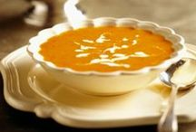 Recipes - Creamed Soups, Purees & Sauces / by Margie Manifold
