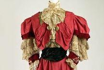 1890s Fashion / 1889-1899 / by Celia Kilgore