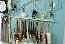 Boutique Decor and Display / Boutique decor ideas for display merchandising.