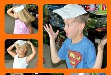 Theatrical Activities / by Children's Museum of Fond du Lac
