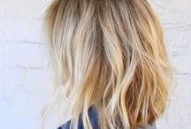 Hair Inspiration / what I love about hair styles, color, etc