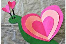 Valentine's Crafts / by Children's Museum of Fond du Lac