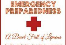 Emergency Ready / by Sonja A.