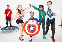 Big Bang Theory / by Halley Lapinski
