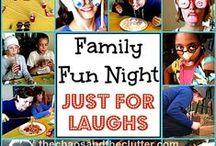 Family Fun / by Sonja A.