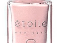 "Delicate Pinks / Inspired by ""Princess"" - part of our 2012 Wedding Collection / by étoile polish"