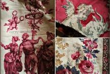 interesting patterns and fabrics / by Kathryn Plumlee