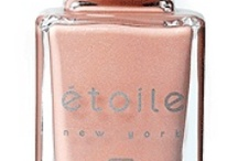 "Peachy Pinks / Inspired by ""Navette"" - part of our 2012 Wedding Collection / by étoile polish"
