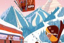 Winter in Aspen