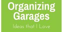 Organizing Garages