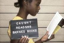 Banned Books Week 2015 - Kansas/Missouri Edition / Books banned or challenged in Kansas and Missouri, in honor of Banned Books Week.