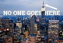 NYC QUIRKS / Weird things from NYC that would WoW you! / by Untapped Cities