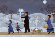 Hannukah / The Miracle of Eight Nights.  Fun and frolic with a touch of awe. / by Daisy Brambletoes