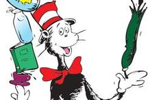 Dr. Seuss Inspired Ideas / Activities, crafts, recipes, and more - ideas to go along with Dr. Seuss books for kids.
