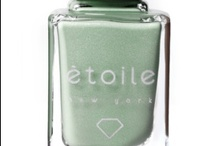 Mint Greens / by étoile polish