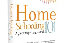 BOOKS--Homeschooling / by Sonja A.