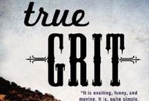 The Big Read: True Grit / Join the Reading Posse! Check out all things True Grit and Big Read at kcbigread.org. / by Kansas City Public Library
