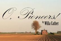 Wild about Willa Cather / by Kansas City Public Library
