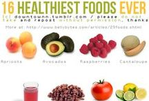 Healthy Tips--Diet and Exercise Tricks / by Susanne Dean