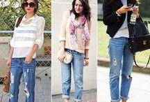 Boyfriend Jeans Trend 2013