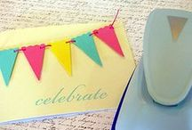 Crafty - Banner & Pennant Ideas / by Ronda Sammons Givan