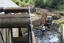 Paultons Watermill Restoration / A little piece of Paultons history to be restored > http://goo.gl/I85vME