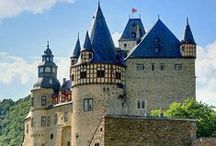 Castles / Castles and Palaces from around the world.  Many we have seen, the rest I hope to visit some day.  / by Rhonda Albom