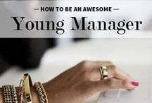 Being The Best Manager I Can Be / by Andrea Monks