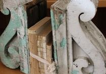 Corbels / Antique corbels and re purposed corbels