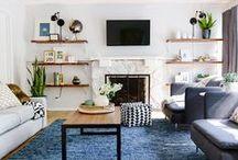 Interiors: Living Rooms
