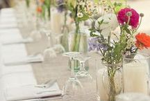 Set Your Table / Place setting and tablescape inspo!