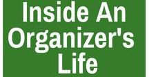 Inside the Life of a Professional Organizer / I am taking you into my  home, my business, my photos and almost every part of my life to show you how it is organized!
