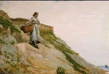 Songs of the Sea - New England Atlantic / Inspiration Image of the New England Coast
