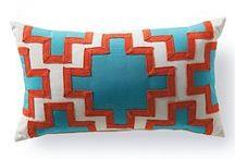 pillows / by Karen Roberts Photography