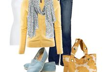 My Style  / Just what I love to wear, use and be.... / by Miki Salisbury Thompson