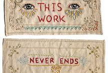 Textile Inspiration / by Cate Fitt