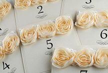 Rose Weddings / Romantic wild rose themed weddings...