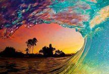 Oceanic / by Christina Sherwood