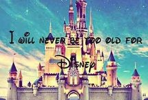 Disney Love / by Christina Sherwood