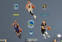 NBA | Basketball Teams + Players | Fathead Wall Decals | Wall Murals | Peel + Stick / NBA | Basketball Teams + Players | Fathead Wall Decals | Kids DIY Bedroom Decor For Boys + Girls | Fathead Wall Decals | Peel + Stick | Wall Murals | Fathead offers full-court experience of NBA action to your home through top quality, officially licensed products including vinyl wall graphics, cut-outs and vinyl outdoor graphics. Fathead offers high-quality, DIY, removable, reusable, easy to apply, wall decals for kids' bedrooms. Custom, personalized and sports decals for home décor.