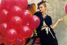 celebrate with balloons / by Paula Morris