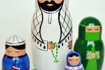 islam / by Somaya Lappi
