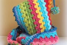 Crochet Hats / by Amanda Jane