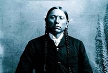 Quanah Parker 1845 or 52 - 1911.