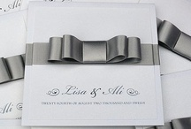 Silver Weddings / Silver wedding inspiration...