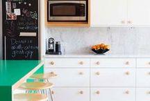 kitchen / by Kelly Deriemaeker